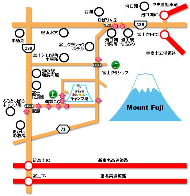 広域概略Map