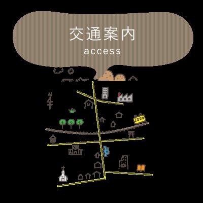 おいしいキャンプ場 -山梨県の富士ヶ嶺にあるキャンプ場- | 交通案内・アクセス