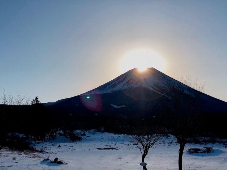 富士山の絶景ポイント | -山梨県の富士ヶ嶺にあるキャンプ場